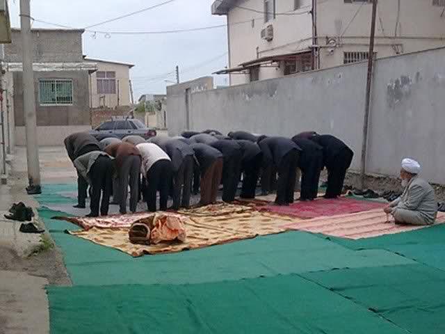 نماز جمعه قزوین